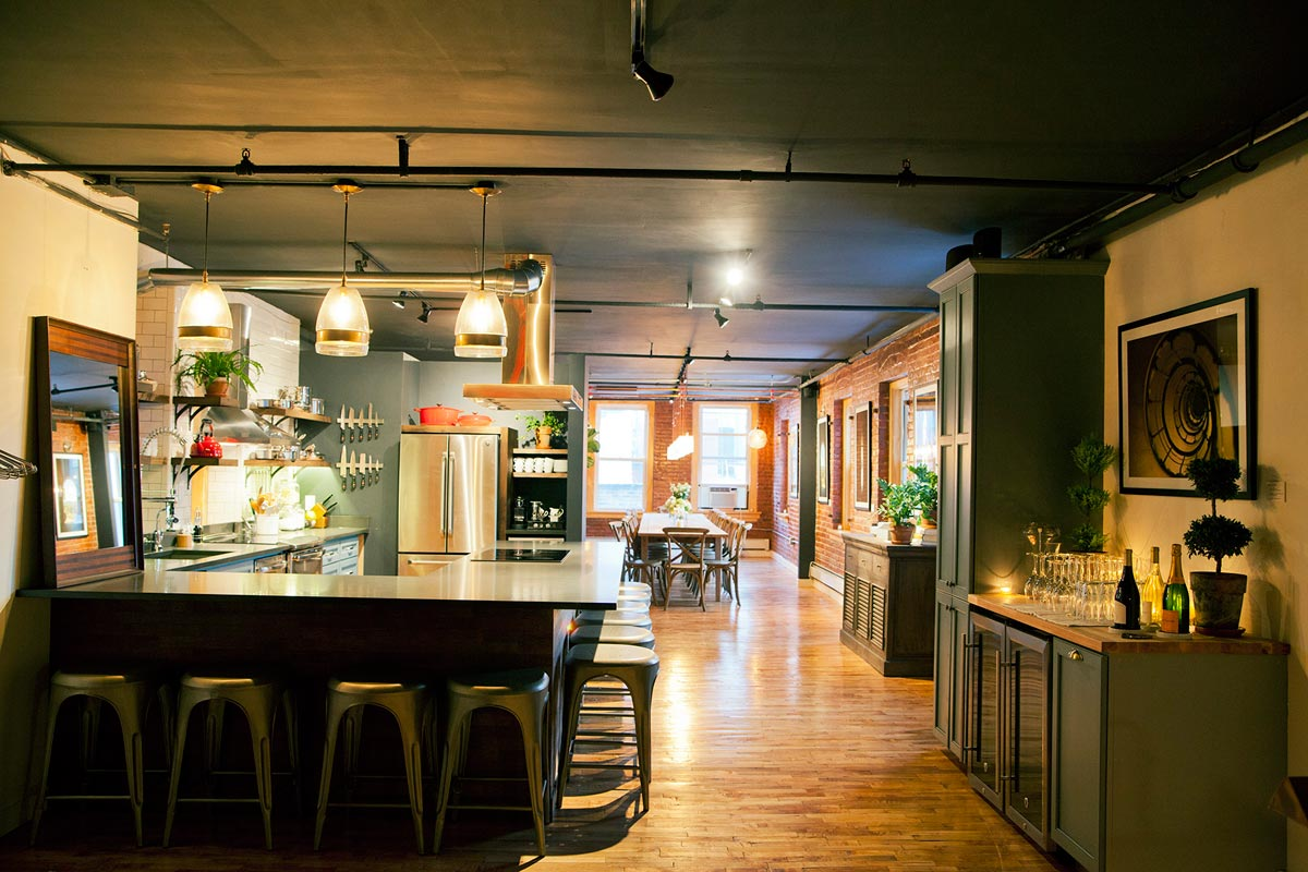 Where Can I Rent a Kitchen in NYC? / Blog // Jackie Gordon Singing Chef