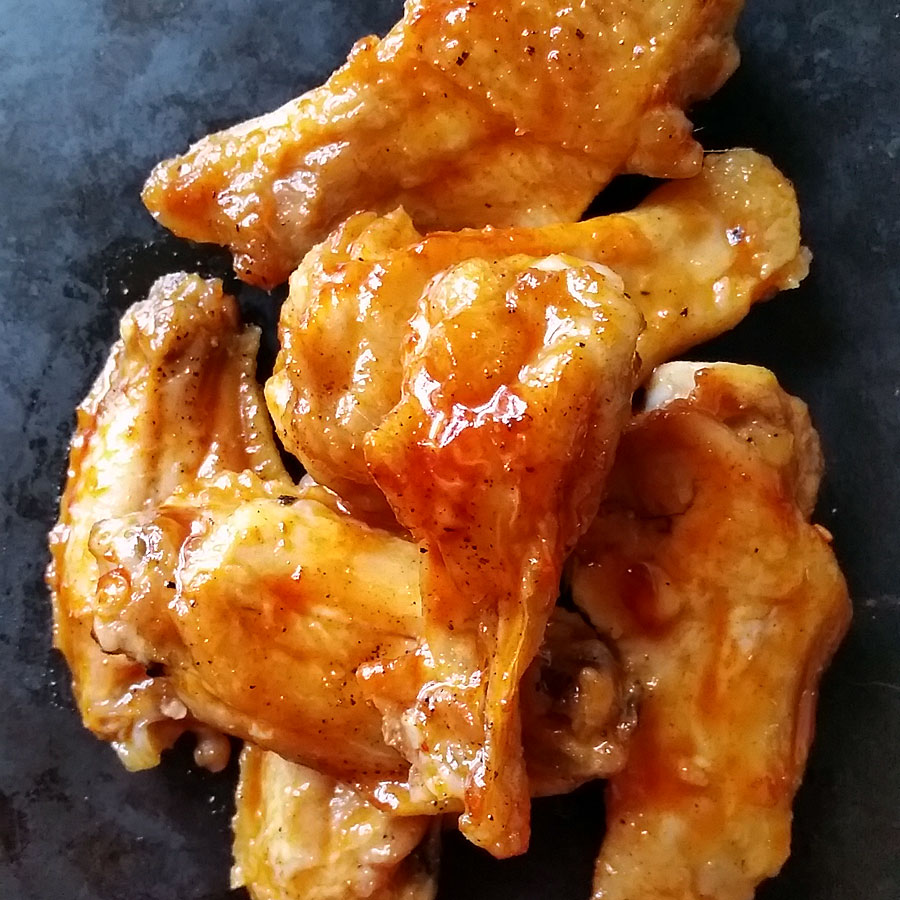 Sriracha Honey Lime Glaze
