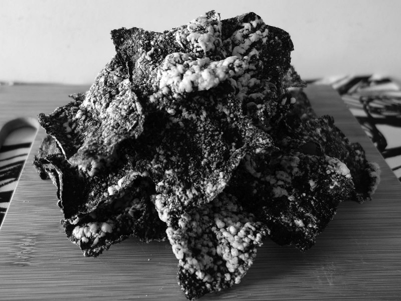 Jackie Gordon Singing Chef - Go Beyond Seaweed Snacks: Nori Chips