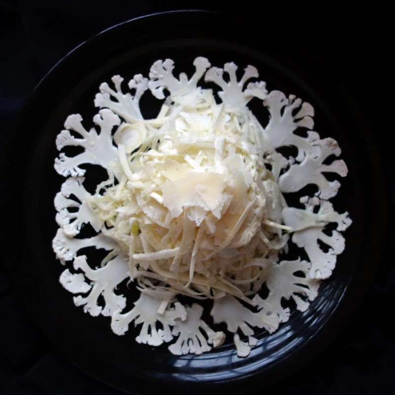 White Winter Salad