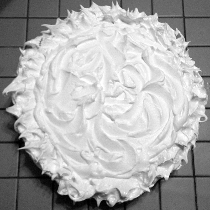Lemon Heavenly Pie