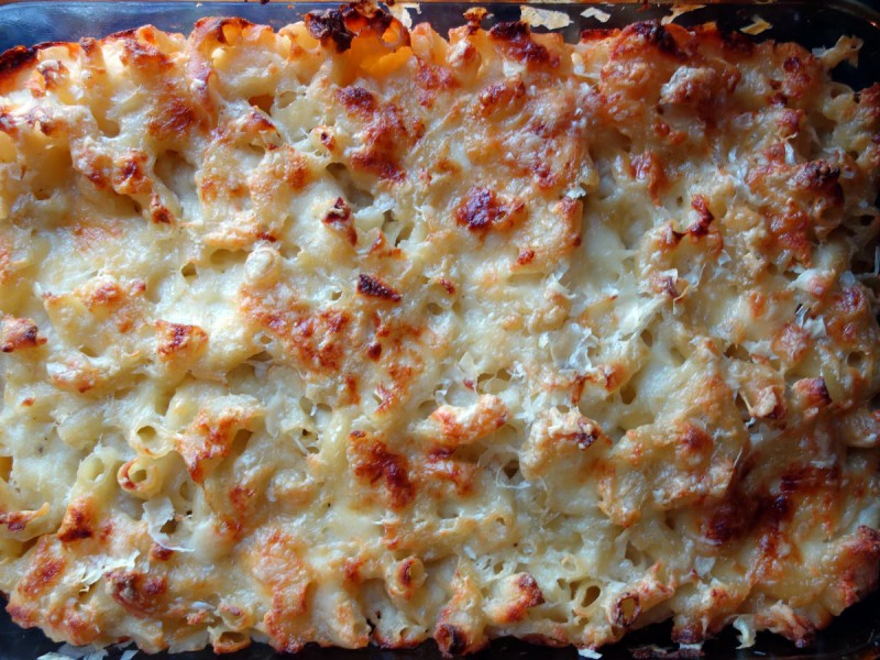 Macaroni and Cheese aka Jax Max Mac and Cheese Recipe