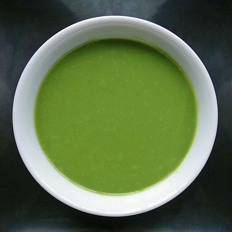 Matcha - Green Tea Cream Sauce