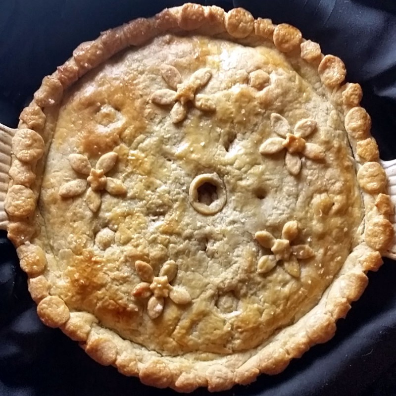Double Pie Crust