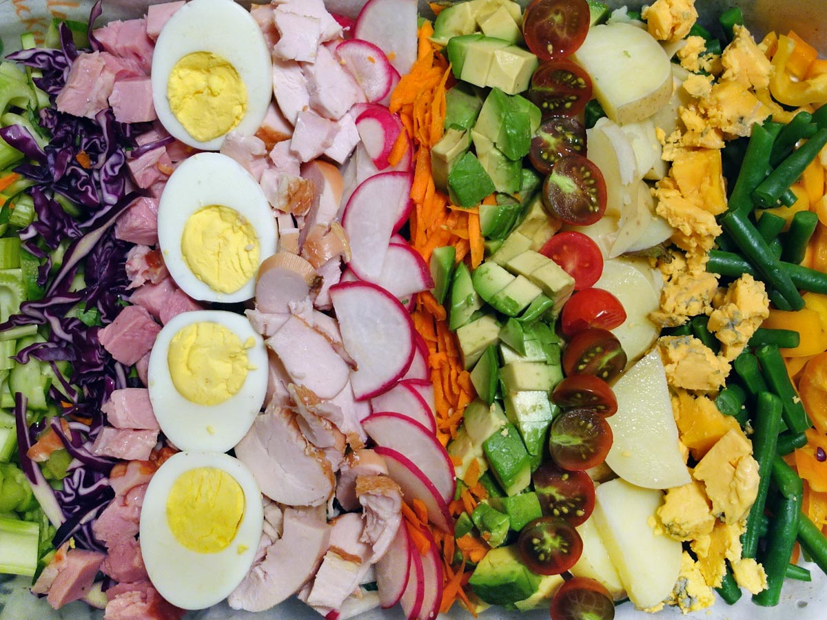 Cobb Salad My Way