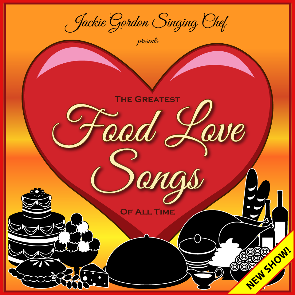 Greatest Food Love Songs Of All TIme