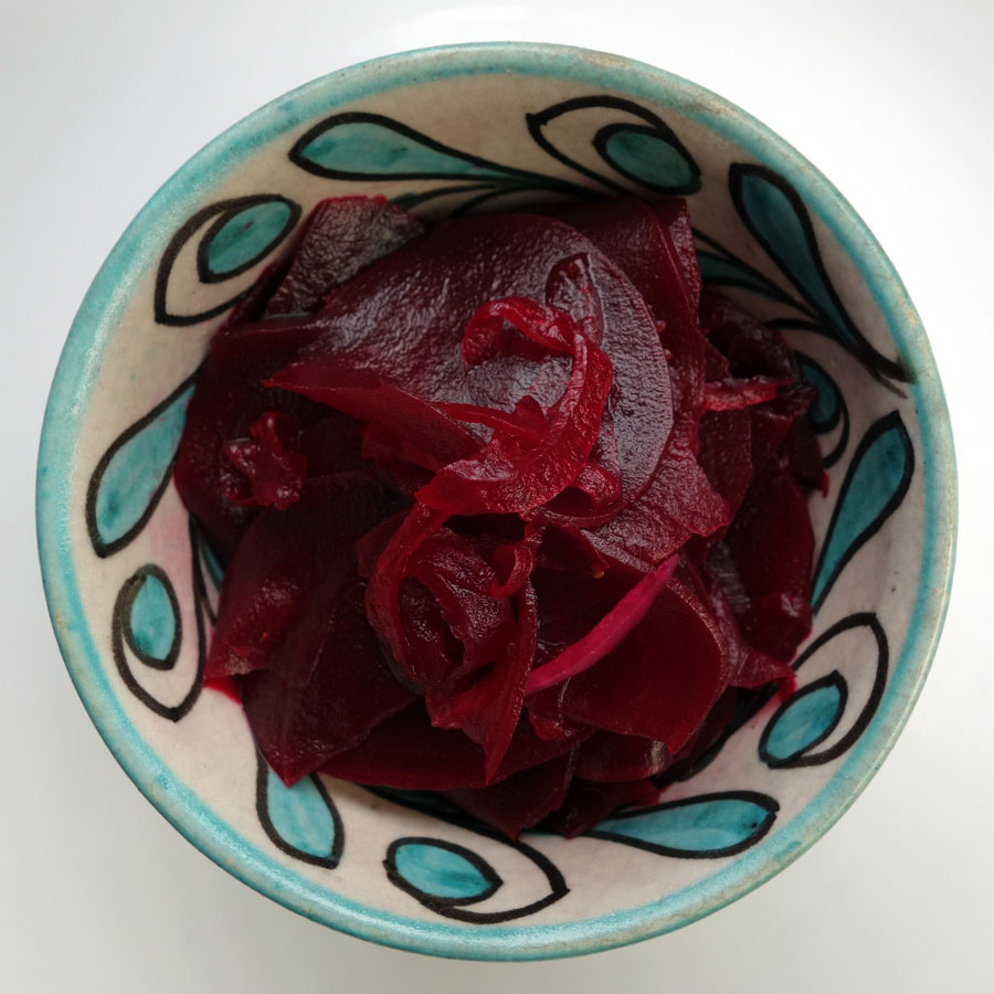 Jackie Gordon Singing Chef - Need A Picnic Dish? Pick Pickled Beets